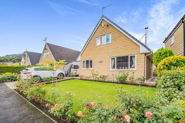 Thumbnail Detached house for sale in Broad Ing Close, Cliviger, Burnley