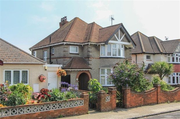 Thumbnail Detached house for sale in Baddlesmere Road, Tankerton, Whitstable