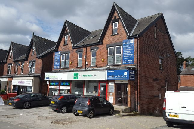 Thumbnail Office for sale in Roundhay Road, Leeds