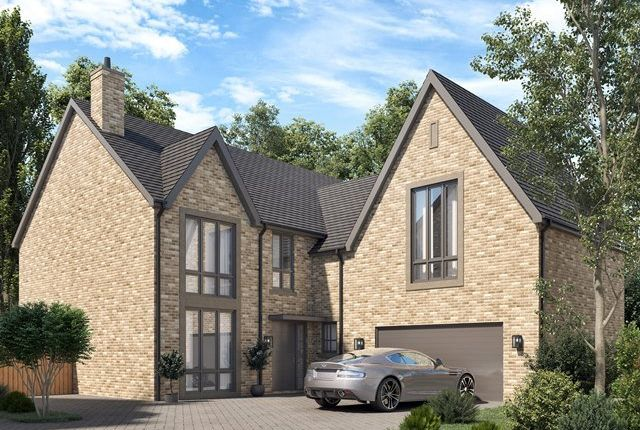 5 bed detached house for sale in Plot 18 Elderwood, School Lane, Haskayne, Lancashire L39