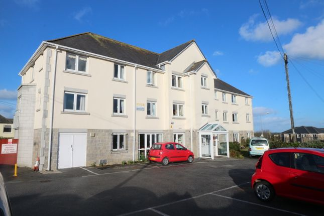 Thumbnail Flat for sale in Trevithick Road, Camborne