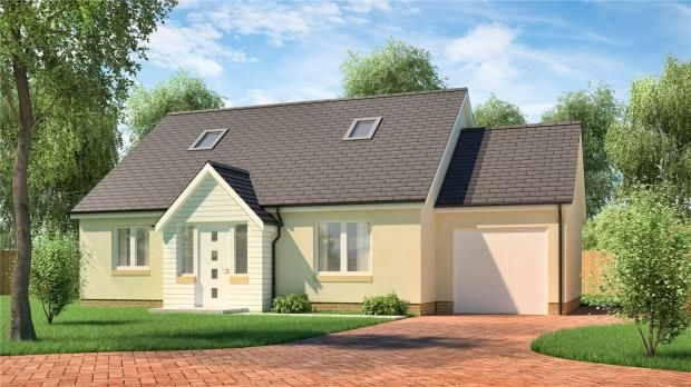 Thumbnail Detached house for sale in Plot 1 The Comrie, Mill Wynd, Mill Road, Crieff