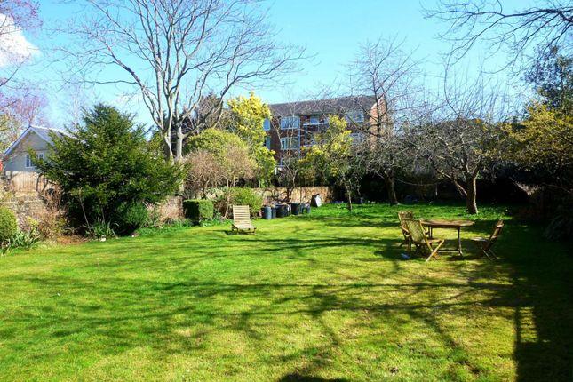 Garden of Claremont Road, Surbiton KT6