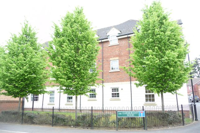 Thumbnail Flat to rent in Cormorant Wood, Newbury