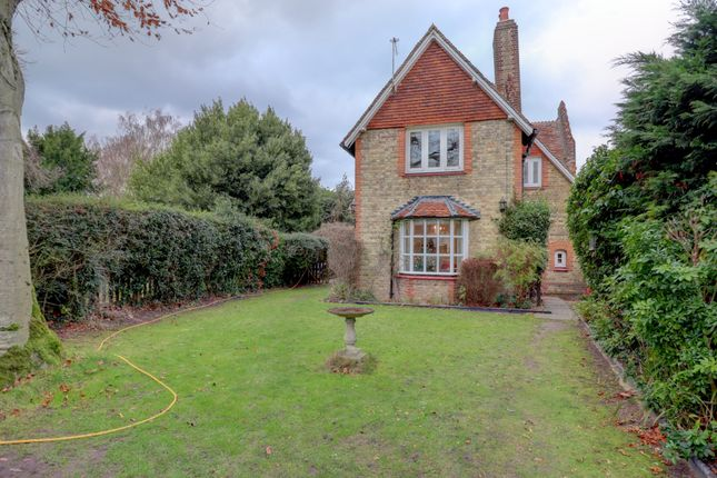 Thumbnail Detached house for sale in High Street, Thorpe-Le-Soken, Clacton-On-Sea