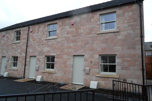 Thumbnail Semi-detached house to rent in Wellington Court, Belper