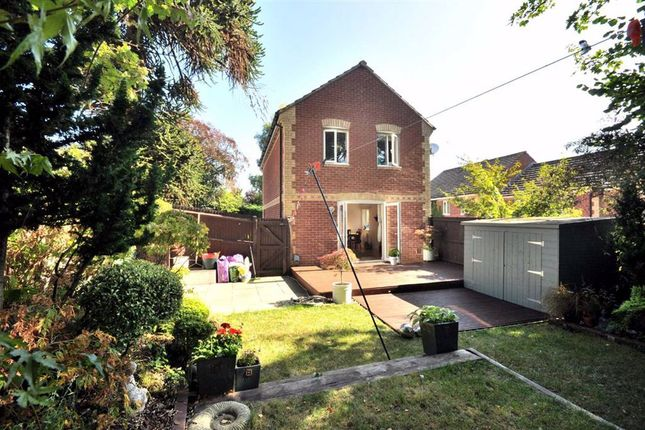 Thumbnail Detached house for sale in Monkey Puzzle Close, Westward Road, Ebley, Stroud
