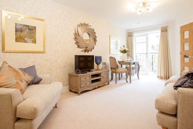 1 bedroom flat for sale in Portobello, Abbey Foregate, Shrewsbury