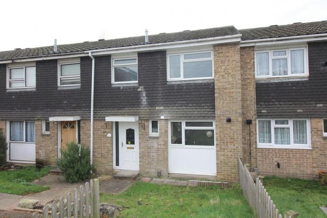 Thumbnail Terraced house to rent in Gilbert Road, Frimley