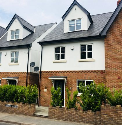 Thumbnail Semi-detached house for sale in The Old Bakery, High Wych Road, Sawbridgeworth, Herts