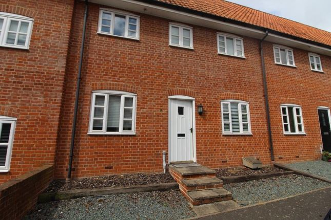 Thumbnail Town house to rent in Station Yard, Hadleigh