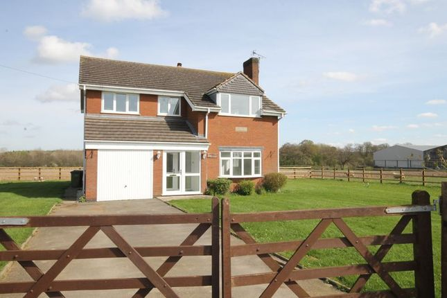 Thumbnail Detached house for sale in Gailey Lea Lane, Gailey, Stafford