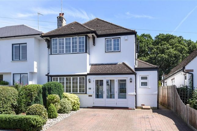 Thumbnail Detached House For Sale In Upper Park Road Kingston Upon Thames