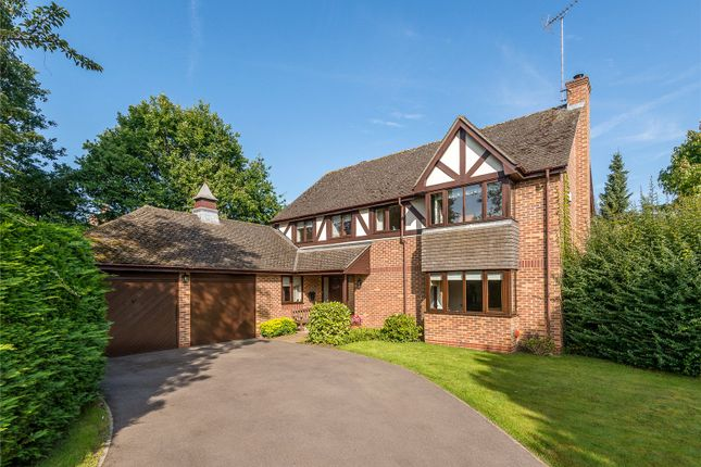 Thumbnail Detached house for sale in Brampton Chase, Shiplake, Oxfordshire