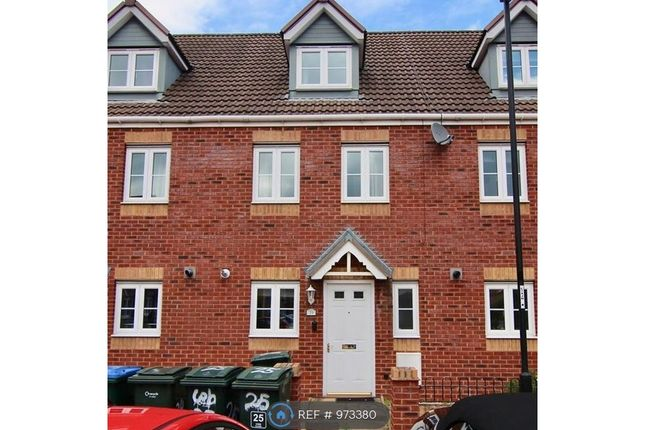 3 bed terraced house to rent in Cobb Close, Coventry CV2
