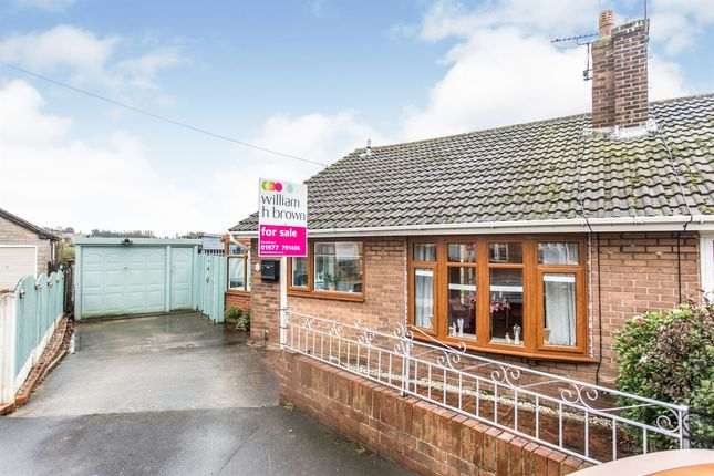 2 bed semi-detached bungalow for sale in Eastbourne Avenue, Featherstone, Pontefract WF7