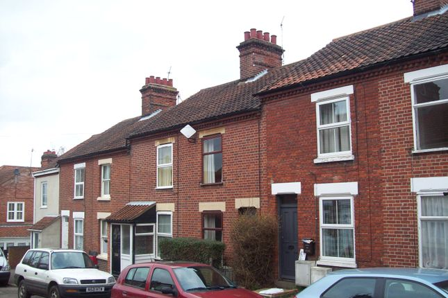 Thumbnail Terraced house to rent in Copeman Street, Norwich, City Centre