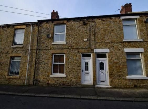 Thumbnail Terraced house to rent in Unity Terrace, Stanley, Durham