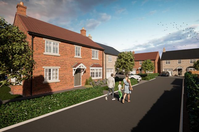 Thumbnail Detached house for sale in Hunsingore, Wetherby