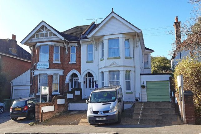Thumbnail Semi-detached house for sale in Hill Lane, Southampton, Hampshire