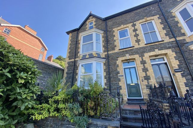 Thumbnail Semi-detached house for sale in Buarth Road, Aberystwyth