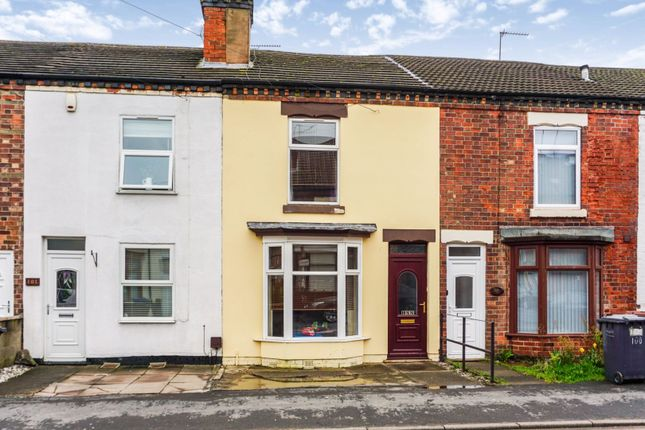 Front of Shobnall Street, Burton-On-Trent DE14