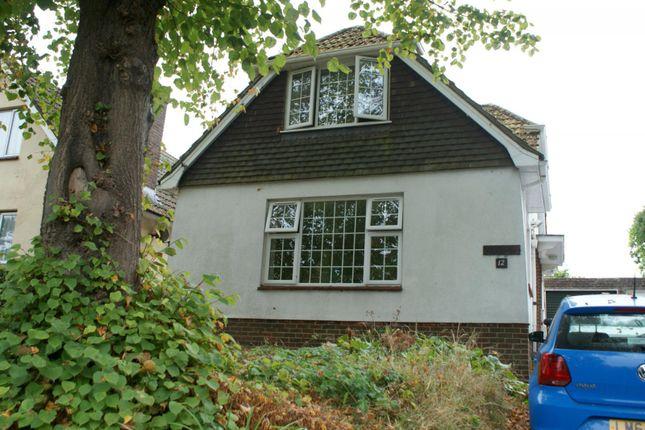 Thumbnail Bungalow to rent in Stockheath Lane, Havant