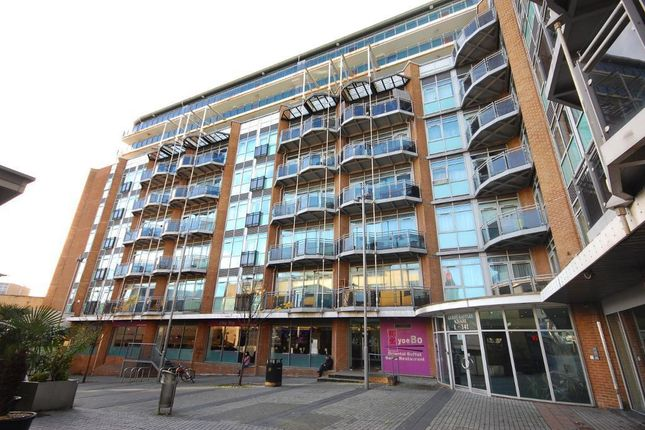 Thumbnail Flat for sale in Gerry Raffles Square, Stratford, London