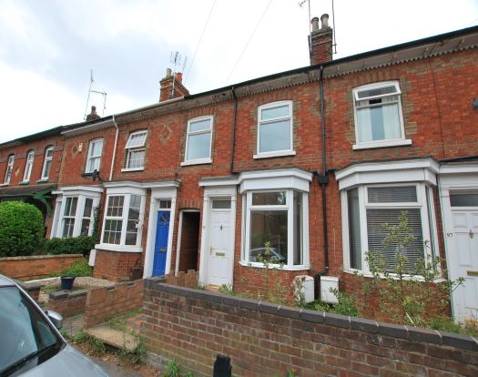 2 bed terraced house to rent in Heath Road, Leighton Buzzard LU7