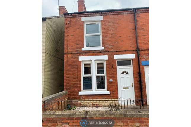 2 bed end terrace house to rent in Silverdales, Dinnington, Sheffield S25