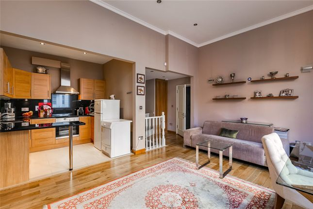 Thumbnail Flat for sale in Wetherby Gardens, London