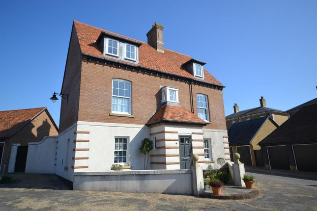 Thumbnail Detached house for sale in Bellever Court, Poundbury, Dorchester