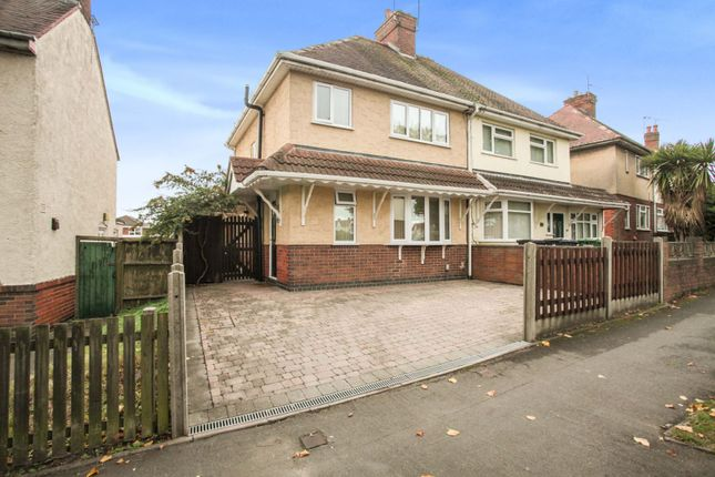 3 bed semi-detached house for sale in Tomkinson Road, Nuneaton CV10