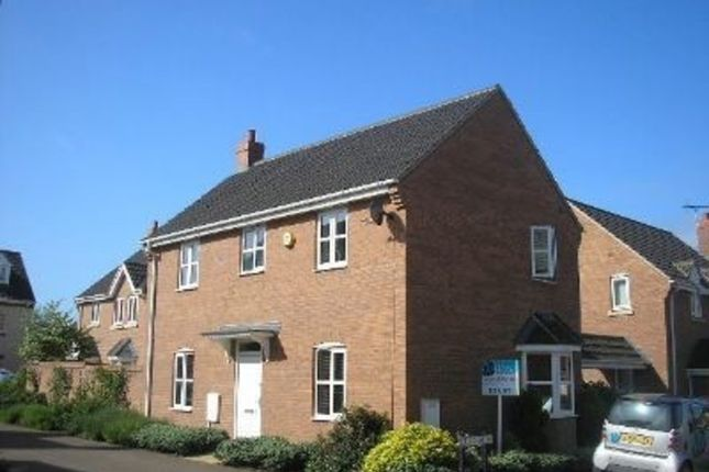 Thumbnail Detached house to rent in Crystal Drive, Sugar Way, Peterborough
