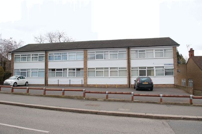 Thumbnail Flat to rent in Rectory Road, Grays