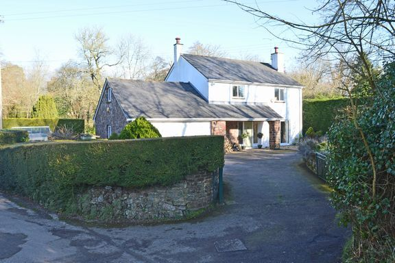 Thumbnail Detached house for sale in Huntsham, Tiverton