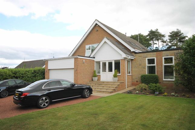 Thumbnail Detached house for sale in Meadow Court, Darras Hall, Newcastle Upon Tyne, Northumberland