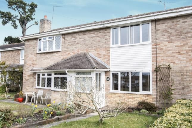 Thumbnail Terraced house for sale in Chestnut Way, Burton, Christchurch