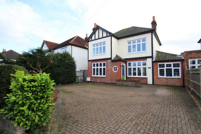 Thumbnail Detached house to rent in Addington Road, West Wickham