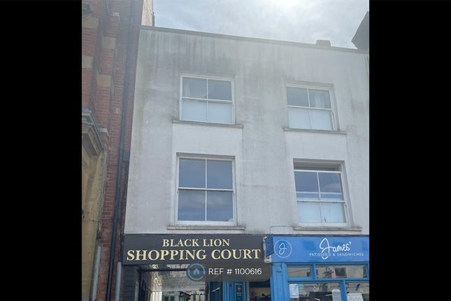 1 bed flat to rent in High Street, Honiton EX14