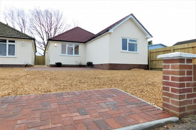 Thumbnail Bungalow for sale in Almer Road, Hamworthy, Poole, Dorset