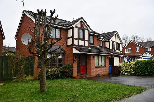 Front (Main) of Applegate Close, Oakwood, Derby DE21