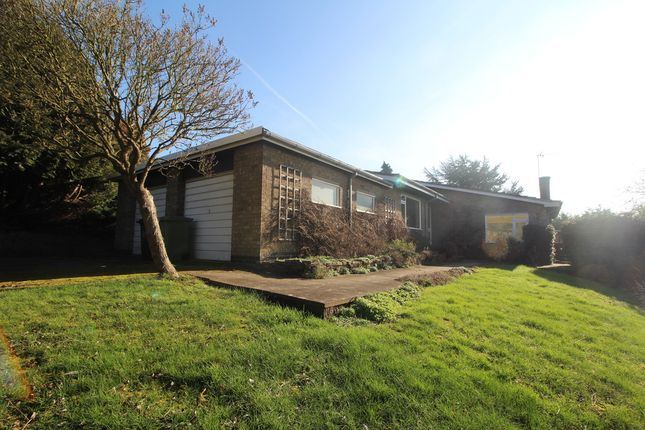 Thumbnail Detached bungalow to rent in Blenheim Way, Grantham