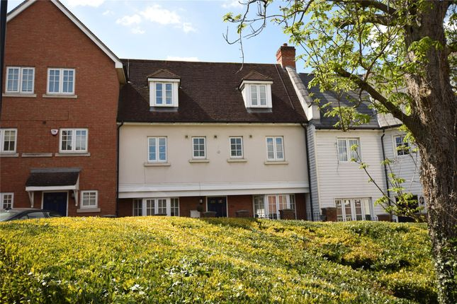 Thumbnail Terraced house for sale in Watermans Way, Greenhithe, Kent