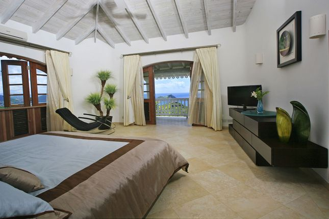 Thumbnail Villa for sale in Anantha Asmani, Mount Du Cap, Cap Estate, St Lucia