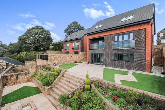 Thumbnail Detached house for sale in The Croft, Brown Edge