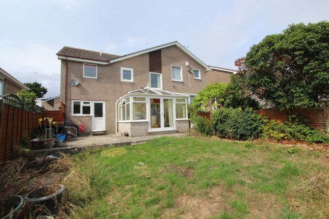 Thumbnail Semi-detached house for sale in Woodland Way, Torpoint