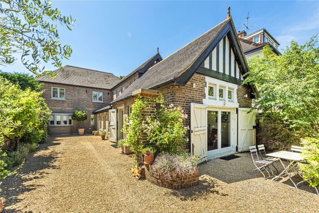 Thumbnail Detached house to rent in Church Road, Ham, Richmond, Surrey