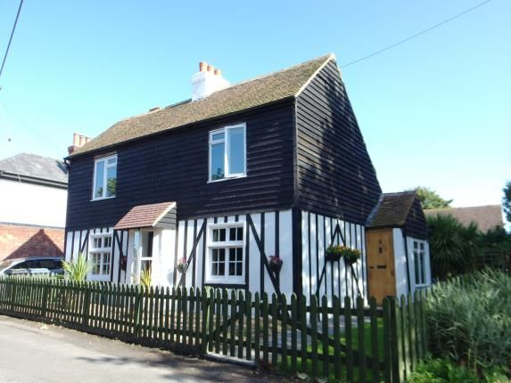 Thumbnail Detached house for sale in The Street, West Hougham, Dover, Kent