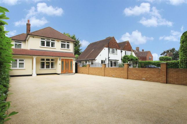 Thumbnail Detached house for sale in Park Way, Ruislip